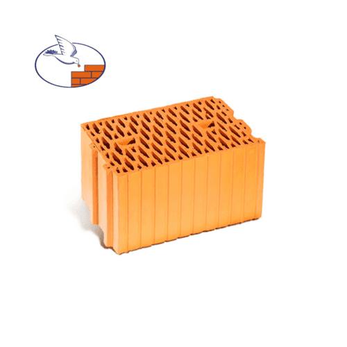 Керамический блок поризованный 10.7НФ М-100 Гжель