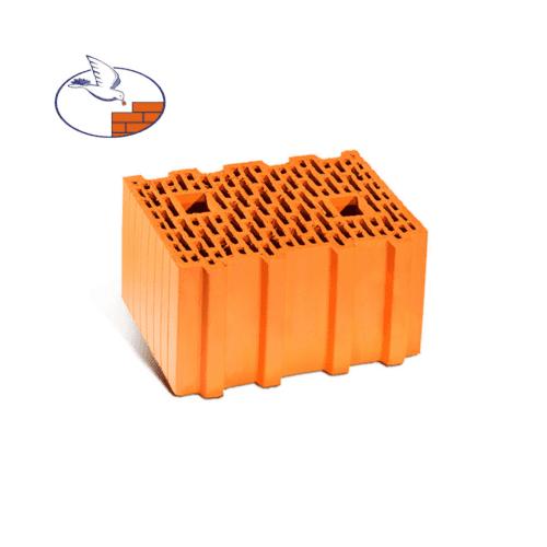 Керамический блок поризованный 10.7НФ (380) М-100 Гжель