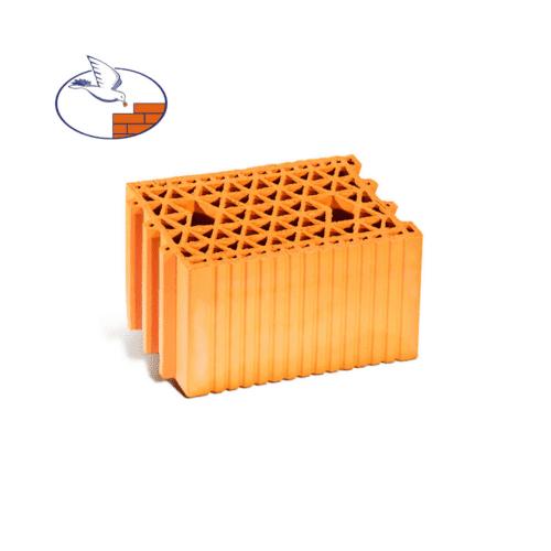 Керамический блок поризованный 11.2НФ М-100 Гжель