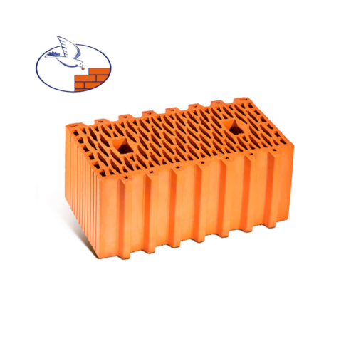 Керамический блок поризованный 14.3НФ М-100 Гжель