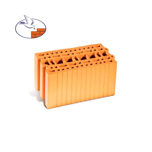 Керамический блок поризованный 9.0НФ М-100 Гжель