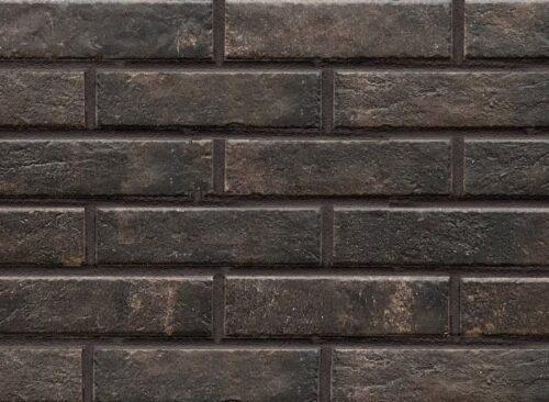Scandiano Brown плитка фасадная структурная 6