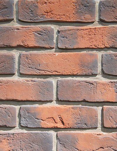 Декоративный кирпич: Лондон Брик/London Brick 1961