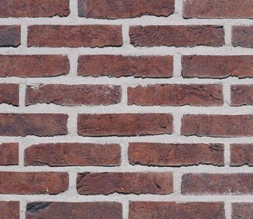 Фасадная плитка ручной формовки CRH Purple