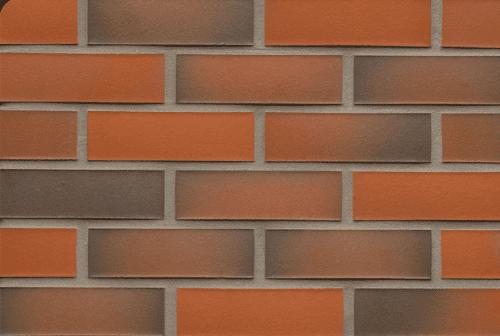 Клинкерная фасадная плитка Feldhaus Klinker R483 Galena terreno viva II