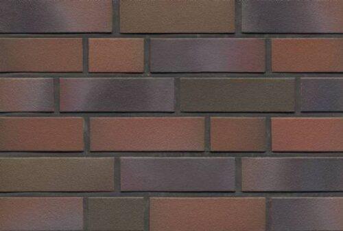 Клинкерная фасадная плитка Feldhaus Klinker R385 Galena ardor maritim