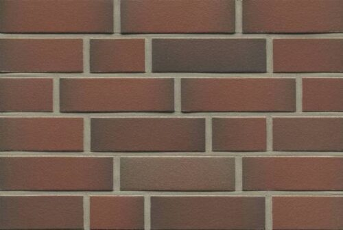 Клинкерная фасадная плитка Feldhaus Klinker R382 Galena ardor viva
