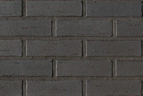 Клинкерная фасадная плитка под кирпич Roben Aarhus Anthrazit