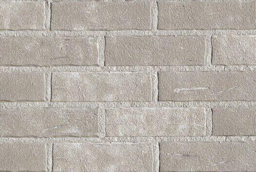 Клинкерная фасадная плитка под кирпич Roben Aarhus weißgrau