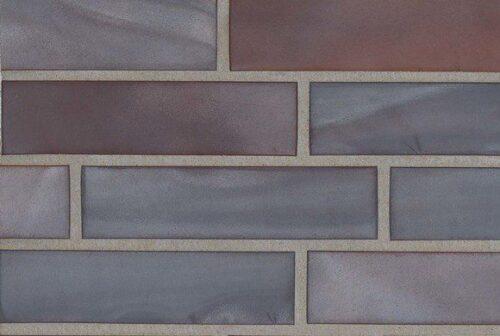 Клинкерная плитка под кирпич Stroher Keravette 325 achatblau bunt