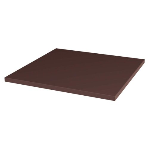 Natural Brown (Plain) плитка базовая гладкая 30x30