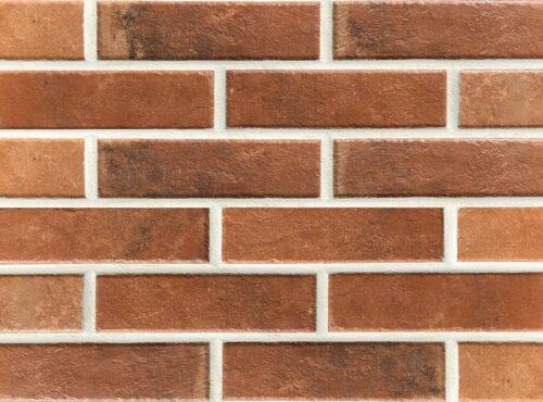 Scandiano Rosso плитка фасадная структурная 6