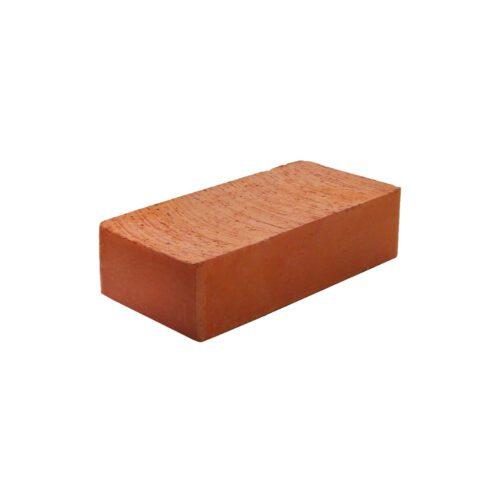 Кирпич керамический полнотелый одинарный гладкий 1НФ
