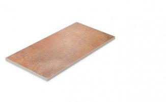 Террасная плита 0143 глазурованная