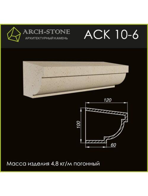 Карниз АС К10-6