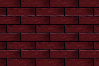 Фасадная термопанель Burgund rustik