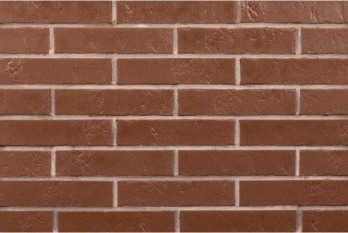 Клинкерная плитка для фасада Braun schieferstruktur (240x52x7)