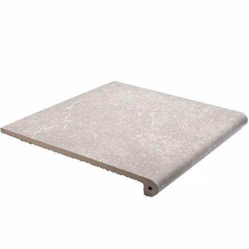 Ступень фронтальная Stone PELDANO GRIS 33x33x4