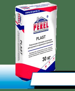 Гипсовая штукатурка пластичная Perel Plast
