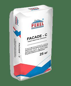 Шпатлевка цементная FACADE-C