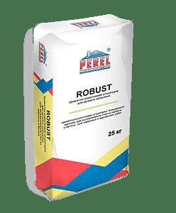 Цементно-известковая штукатурка Perel Robust